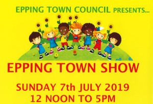 Visit us at the Epping Town Show