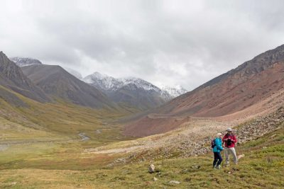 Trekking in Mongolia @ Pelly Court