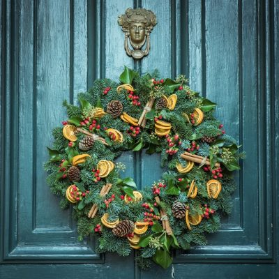 Victorian Christmas Wreath Making & Floral Workshop @ Roding Valley Hall